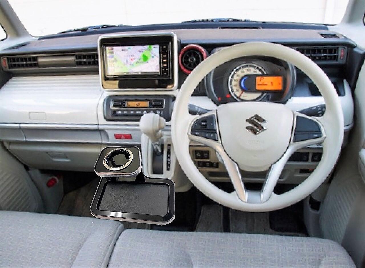 BUSSELL センタードリンクホルダー MK53S スペーシア・スペーシアカスタム・スペーシアギア