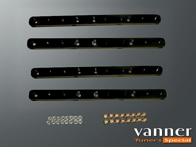 vanner フリードGB3.4 セカンド移動キット ベンチシート